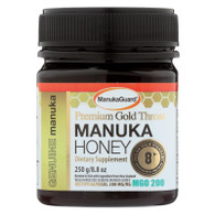 Manukaguard Premium Gold Manuka Honey 8+ - 8.8 oz