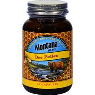 Montana Big Sky Bee Pollen - 90 Caps