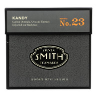 Smith Teamaker Black Tea - Kandy - Case of 6 - 15 Bags