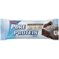 Pure Protein Bar - Dark Chocolate Coconut - 50 grams - 1 Case