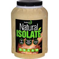 Bodylogix Isolate Powder - Natural Whey - Dark Chocolate - 1.85 lb