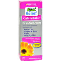 Homeolab USA Real Relief Calendula Pain Relief Cream - 1.76 oz