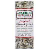 Janes Krazy Seasoning - Original Mixed-Up Salt - 4 oz - case of 6