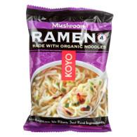 Koyo Dry Ramen - Mushroom - 2 oz - case of 12