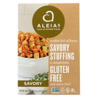 Aleia's Gluten Free Savory Stuffing Mix - Case of 6 - 10 oz.