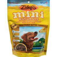 Zuke's Mini Naturals Dog Treats Peanut Butter - 16 oz