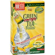 To Go Brands Green Tea Energy Fusion - 6/1.32oz