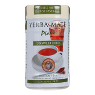 Wisdom Natural Instant Yerba Mate Tea Unsweetened - 2.82 oz