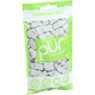 Pur Gum - Coolmint - Aspartame Free - 57 Pieces - 80 g - Case of 12