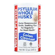 Yerba Prima Psyllium Whole Husks - 12 oz