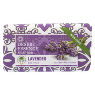 Desert Essence Bar Soap - Lavender - 5 oz