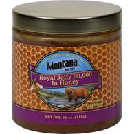 Montana Big Sky Royal Jelly 30000 In Honey - 11 oz