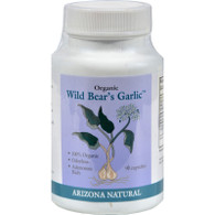 Arizona Natural Resource Wild Bear's Garlic - 235mg - 90 Caps