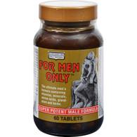 Only Natural For Men Only Formula - 60 Tablets