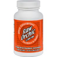 Ultra Glandulars Raw Orchic - 1000 mg - 60 Tablets