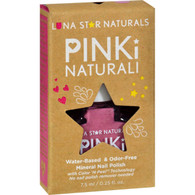 Lunastar Pinki Naturali Nail Polish - Concord (Baby Purple) - .25 fl oz