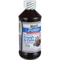 Zand Zumka Homeopathic Cough Syrup - Cough and Cold - 8 oz