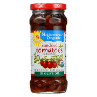 Mediterranean Organic Tomato - Organic - Sundried - in Olive Oil - 8.3 oz - case of 12
