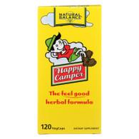 Natural Balance Happy Camper - 120 Vegetarian Capsules