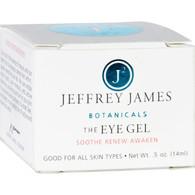 Jeffrey James Botanicals Eye Gel - The Eye Gel - Soothe Renew Awaken - .5 oz