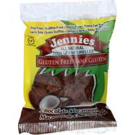 Jennies Macaroon - Dutch Chocolate - Gluten Free - 2 oz - Case of 24