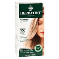 Herbatint Haircolor Kit Ash Swedish Blonde 10C - 1 Kit