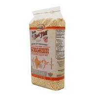Bob's Red Mill Gluten Free Sweet White Sorghum Grain - 24 oz - Case of 4
