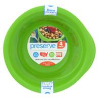 Preserve Everyday Bowls - Apple Green - 4 Pack - 16 oz