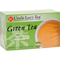 Uncle Lee's Tea Green Tea - 20 Tea Bags