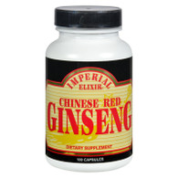 Imperial Elixir Chinese Red Ginseng - 100 Caps