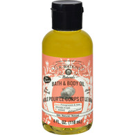 J.R. Watkins Bath and Body Oil - Pomegranate and Acai - 4 fl oz