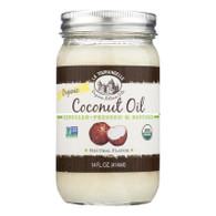 La Tourangelle Refined Coconut Oil - Case of 6 - 14 Fl oz.