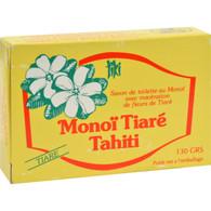 Monoi Tiare Tahiti Tahiti Soap Tiare - 4.55 oz