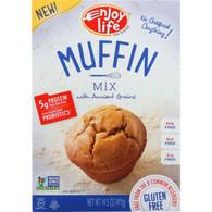 Enjoy Life Baking Mix - Muffin - Gluten Free - 14.5 oz - case of 6