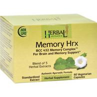 Herbal Destination Memory Hrx - 60 Vcaps