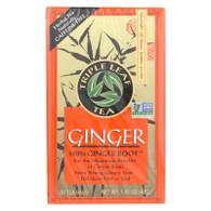 Triple Leaf Tea Ginger - 20 Tea Bags - Case of 6