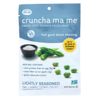 Eda-Zen Cruncha Ma Me - Lightly Seasoned - .7 oz - Case of 8