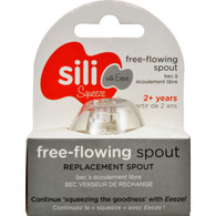 Sili Squeeze Nipple Spout - Replacement - Original With Eeeze - 1 Count