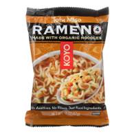 Koyo Dry Ramen - Tofu Miso - 2 oz - case of 12