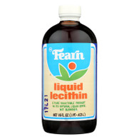 Fearns Soya Food Liquid Lecithin - 16 oz