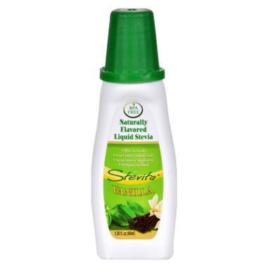 Stevita Flavors All Natural Flavored Stevia Vanilla - 1.35 fl oz