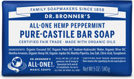 Dr. Bronner's Pure Castille Bar Soap
