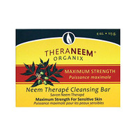 Organix South TheraNeem® Botanical Cleansing Bar -- 4 oz
