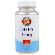Kal DHEA -- 10 mg - 60 Tablets