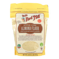 Bob's Red Mill - Flour - Almond - Blanched - Case Of 4 - 16 Oz