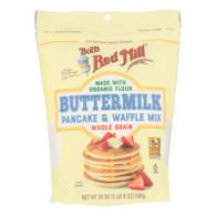 Bob's Red Mill - Pancake/waffle Btrmlk - Case Of 4 - 24 Oz