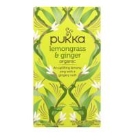 Pukka Herbal Teas - Tea Lmngrs Ginger - Case Of 6 - 20 Ct