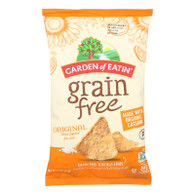 Garden Of Eatin' - Tort Chip Green Free Ctrs - Case Of 12 - 5 Oz