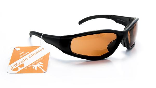 d93d96307f8 Polarized Bifocal Motorcycle Sunglasses For Men   Women - Florida ...
