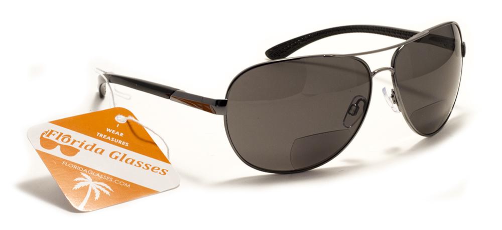 82f357b09e Vin Diesel Style Polarized Bifocal Sunglasses for Men and Women + ...